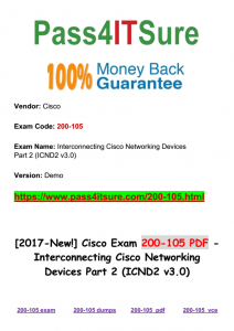 Interconnecting Cisco Network Devices Pdf
